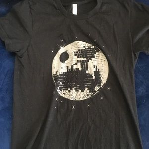 Tops - Star Wars disco ball t shirt